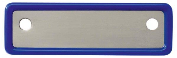 Kennzeichnungsschilder Steri-Wash-Tray - Stück blau von Carl Martin