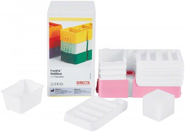 PractiPal® Multiblock - Stück pink von Directa AB