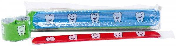 Reflektorband Smile - Packung 36 Bänder von MirusMix