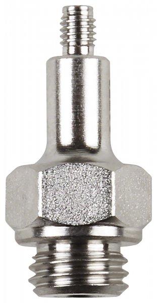 Adapter für Spitzen - Stück Adapter M3 x 0,5 mm, Außengewinde von MELAG