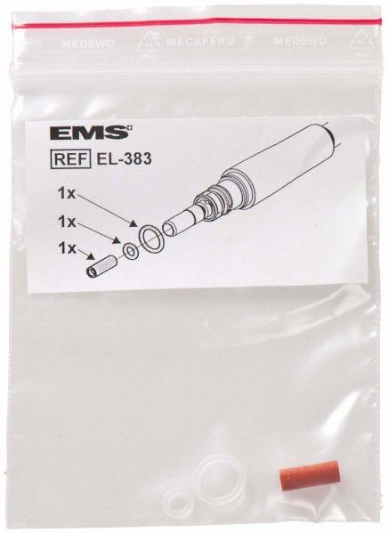 AIR-FLOW® Zubehör - Packung 3 Dichtungsringe von EMS