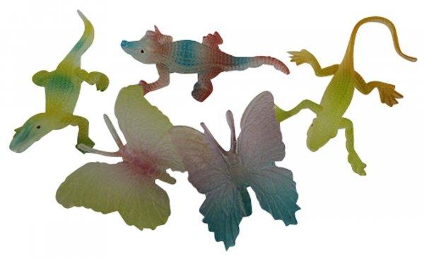 Leuchttiere - Packung 96 Tiere sortiert von MirusMix