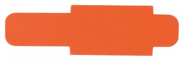 Signalaufstecker - Packung 100 Aufstecker orange von Beycodent