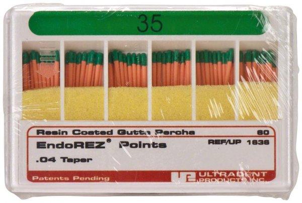 EndoREZ® - Packung 60 Stück Taper.04, ISO 035 von Ultradent Products