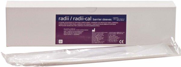 radii-cal Zubehör - Packung 1.000 Einweg-Schutzhüllen von SDI