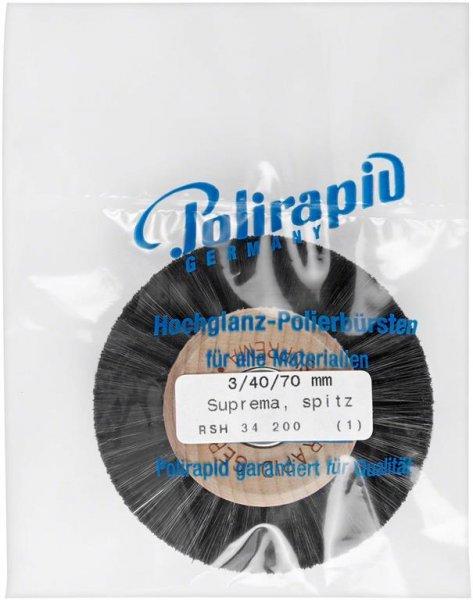 Super Bürste - Stück spitz, RSH 34 200 von Polirapid
