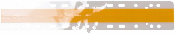 Klebeverstärkung für Terminplaner-Einlagen - Packung 53 Verstärkungen von Beycodent