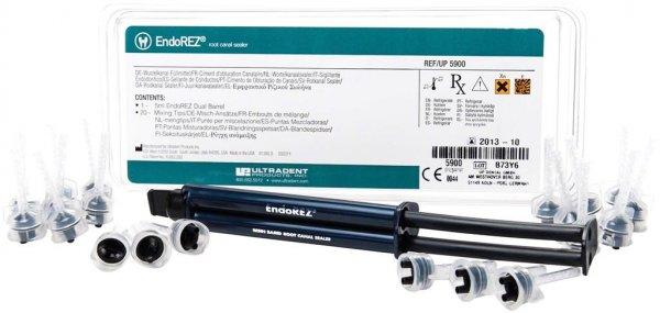EndoREZ® - Nachfüllpackung 5 ml EndoREZ, 20 Mixing Tips von Ultradent Products