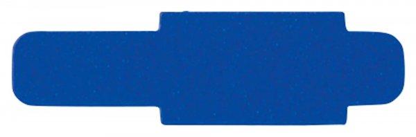Signalaufstecker - Packung 100 Aufstecker blau von Beycodent