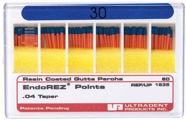 EndoREZ® - Packung 60 Stück Taper.04, ISO 030 von Ultradent Products