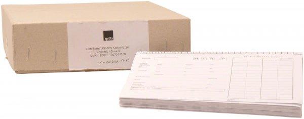 Karteimappe Economic - Karton 200 Karten von Spitta Verlag