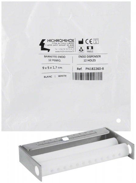 Endo Dispenser - Stück weiß, 182260-8 von NICHROMINOX