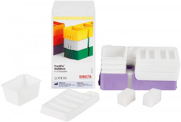 PractiPal® Multiblock - Stück lila von Directa AB