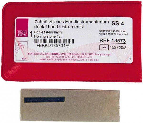 Schleifsteine - Stück Schleifstein, flach, SS-4 von Kentzler-Kaschner