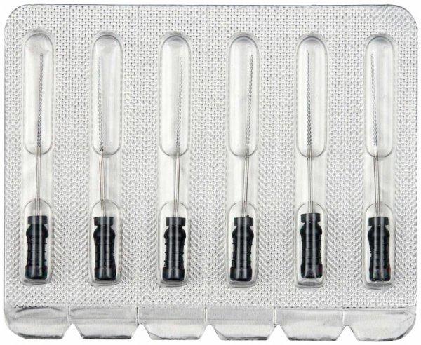 K-Feilen - Packung 6 Stück 31 mm ISO 040 von OMNIDENT