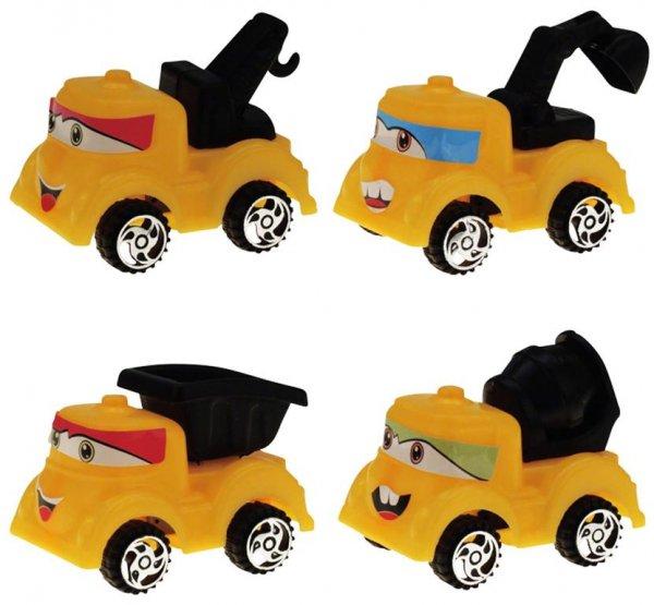 Fahrzeuge Fun Team - Packung 24 Autos 6 cm von MirusMix