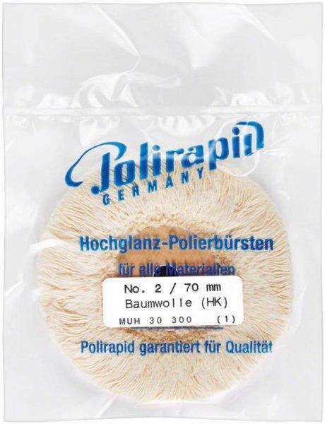 Plüschmullen - Stück 2/70 mm, HZ von Polirapid
