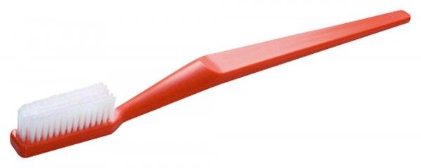 Demo-Zahnbürste - Stück rot von Profimed