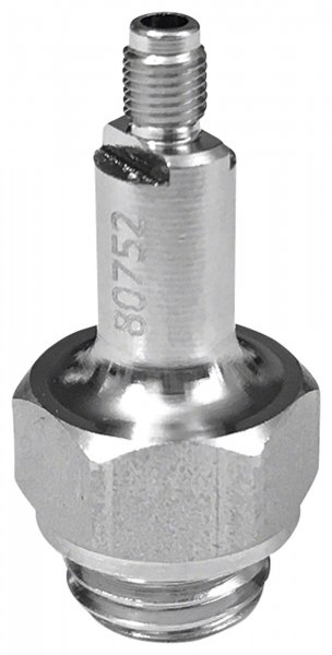 Adapter für Spitzen - Stück Adapter M3 x 0,35 mm, Außengewinde von MELAG