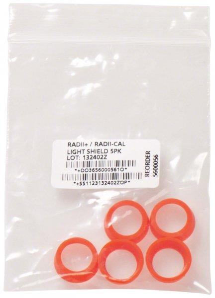 radii-cal Zubehör - Packung 5 Blendschutze von SDI