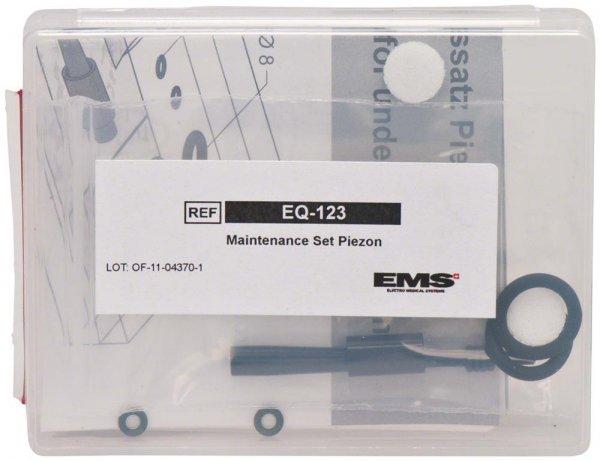 Wartungsset - Set 2 O-Ringe für Flasche, 4 O-Ringe für Handstückkupplung ... von EMS