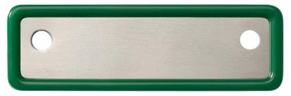 Kennzeichnungsschilder Steri-Wash-Tray - Stück grün von Carl Martin