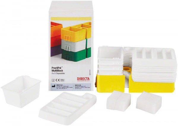 PractiPal® Multiblock - Stück gelb von Directa AB