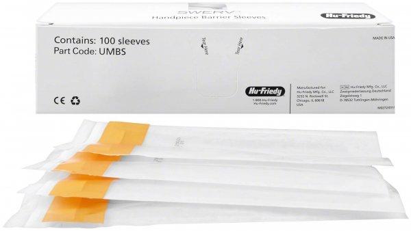 SWERV3 Zubehör - Packung 100 Schutzhüllen von Hu-Friedy