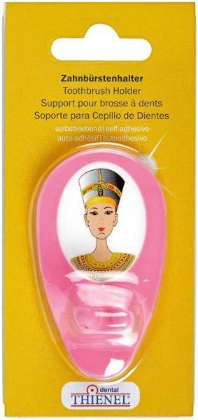 Zahnbürstenhalter - Stück Königin, pink von THIENEL Dental