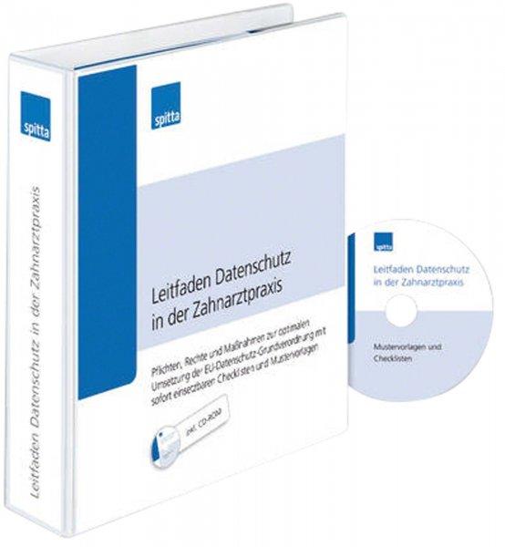 Leitfaden Datenschutz in der Zahnarztpraxis - Stück von Spitta Verlag