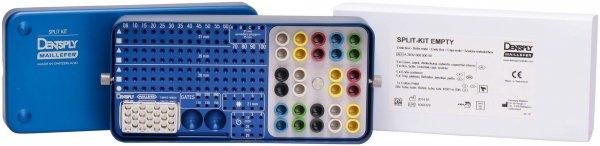 Split Kit - Stück Box mit Plastikeinsatz leer von Dentsply Sirona