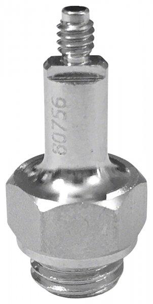 Adapter für Spitzen - Stück Adapter M3 x 0,6 mm, Außengewinde von MELAG