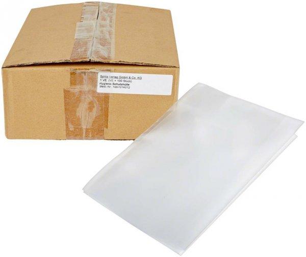 Hygiene-Schutzhülle für System Kartei - Packung 100 Hüllen von Spitta Verlag