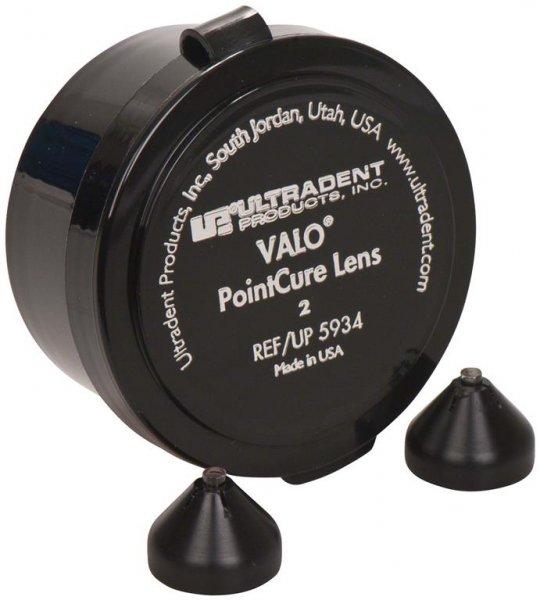 VALO Zubehör - Packung 2 PointCure Lens von Ultradent Products