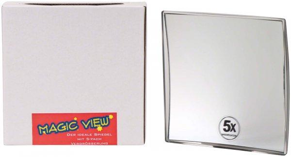 Magic View - Stück Spiegel groß (B x H x T): 15,5 x 15,5 x 3 cm von Cardex Dental