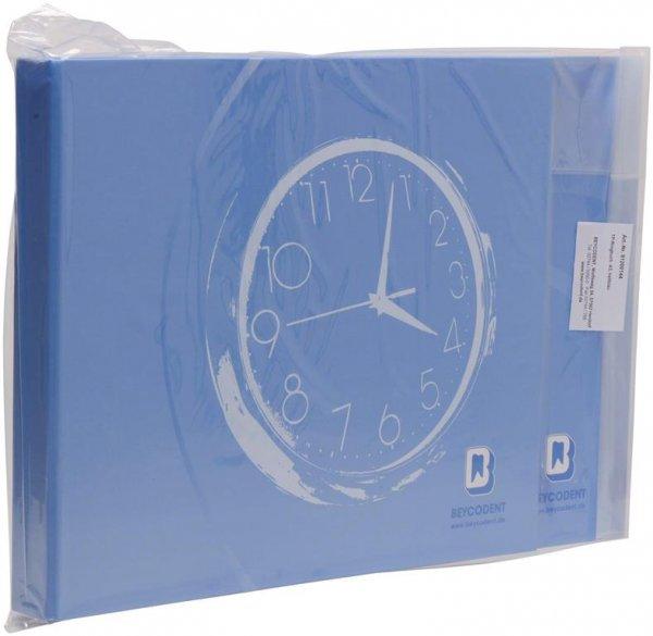 TP-Ringbuch spezial - Stück hellblau, leer von Beycodent