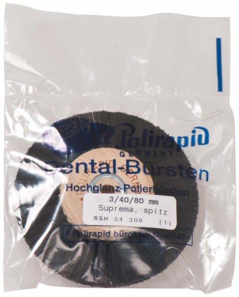 Super Bürste - Stück spitz, RSH 34 300 von Polirapid