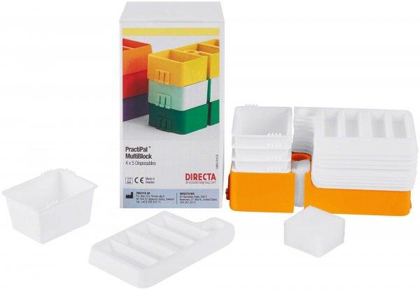 PractiPal® Multiblock - Stück orange von Directa AB