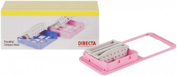 PractiPal® Compact Feilenhalter - Stück rosa von Directa AB