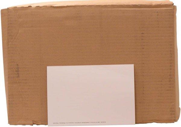 Etiketten ohne Aufdruck - Karton 570 Etiketten 7 x 70 mm von Spitta Verlag