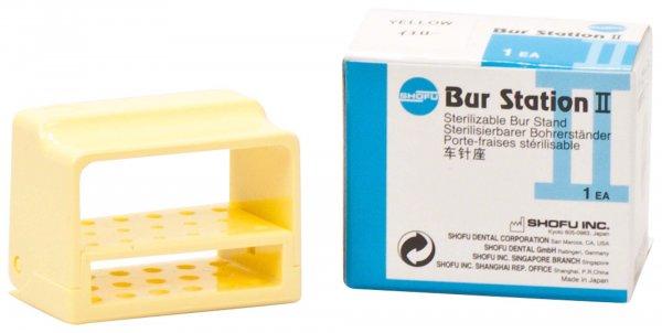 Bur Station II - Stück gelb von SHOFU