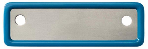 Kennzeichnungsschilder Steri-Wash-Tray - Stück hellblau von Carl Martin