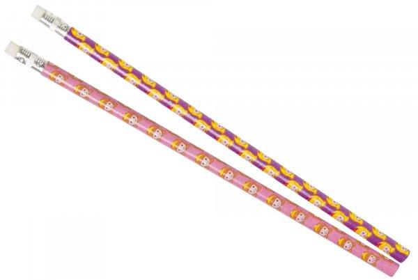 Bleistifte Prinzessin - Packung 72 Stifte von MirusMix