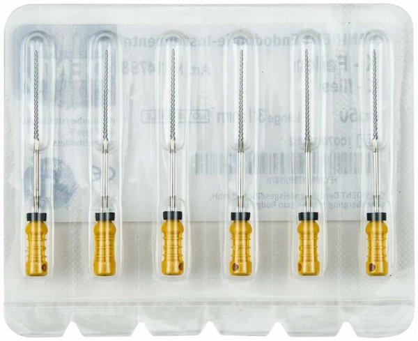 K-Feilen - Packung 6 Stück 31 mm ISO 050 von OMNIDENT