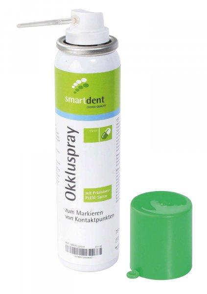 smart Okklusionsspray - Dose 75 ml grün von smartdent
