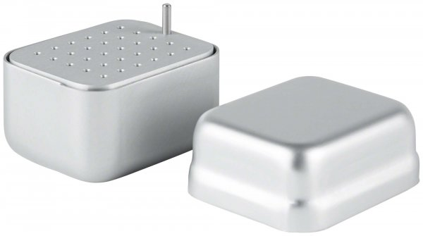Endo Micro Pulpa Box - Stück grau von NICHROMINOX