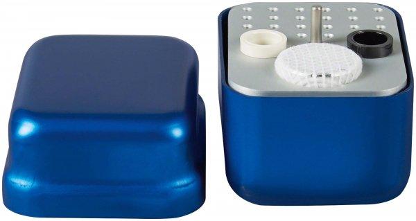 Endo Micro Plus Box - Stück blau von NICHROMINOX