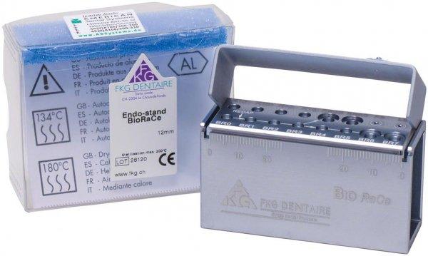 Endo Stands - Stück 73 x 53,5 x 25 mm, silber von American Dental