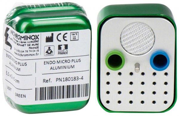 Endo Micro Plus Box - Stück grün von NICHROMINOX