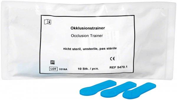 OKKLUSIONSTRAINER - Packung 10 Okklusionstrainer von SCHEU-DENTAL